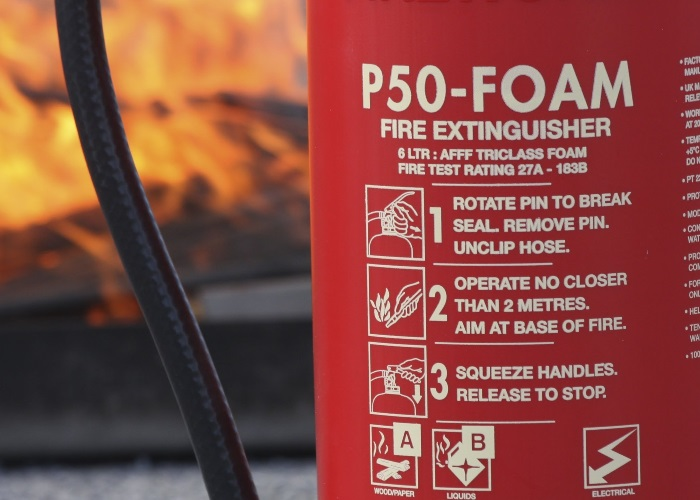 Chubb P50 Foam Fire Extinguishers_700x500