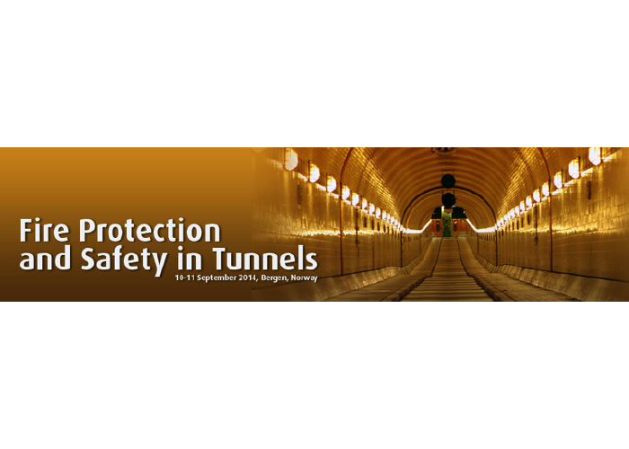 It's not too late to join us at Fire Protection and Safety in Tunnels on the 10th and 11th September.