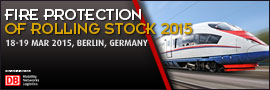 Fire Protection of Rolling Stock 2015