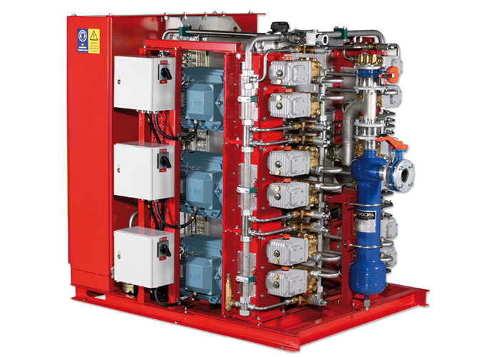 Marioff HI-FOG®Water Mist Fire Protection System Receives Two New VdS Type Approvals