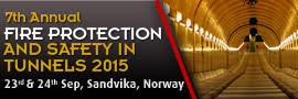Fire Protection and Safety in Tunnels 2015