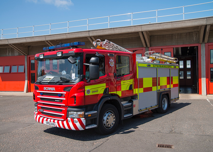 Fire Stations opt for C-TEC's Power Supplies