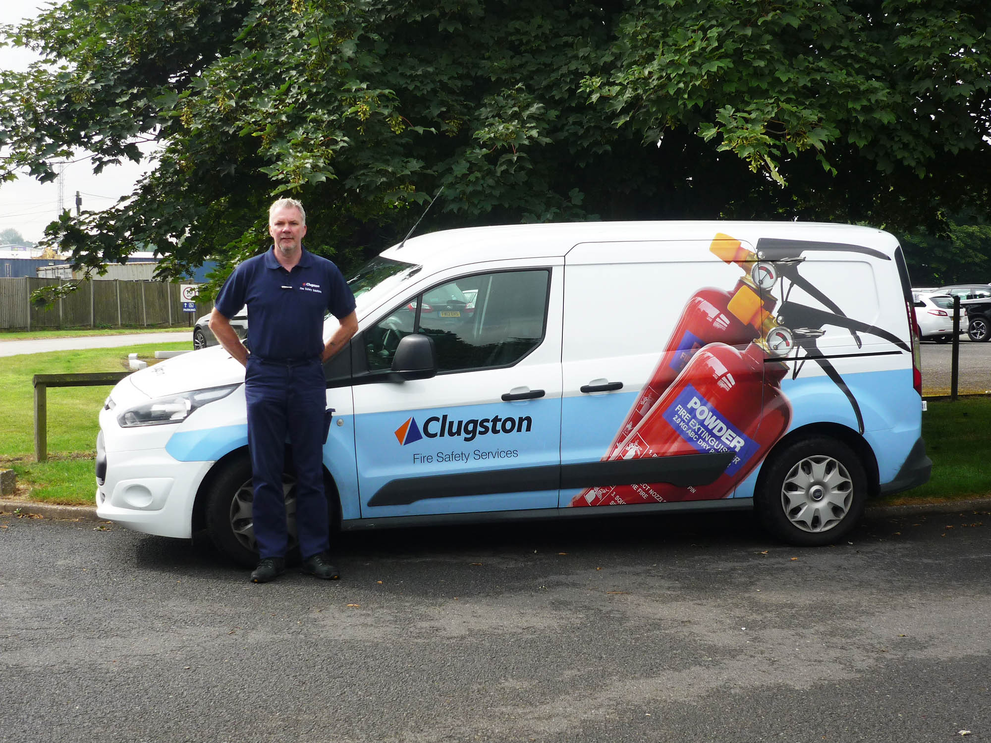 Fire Support Service launched by Clugston FM