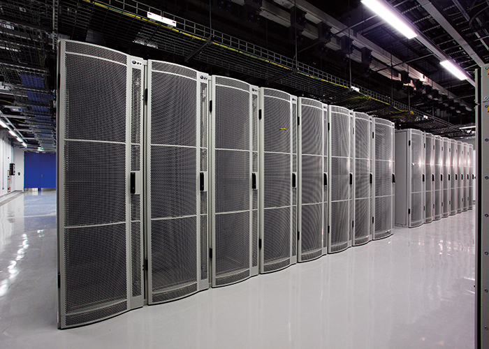 Centralised data and computing centres demand the best protection available.
