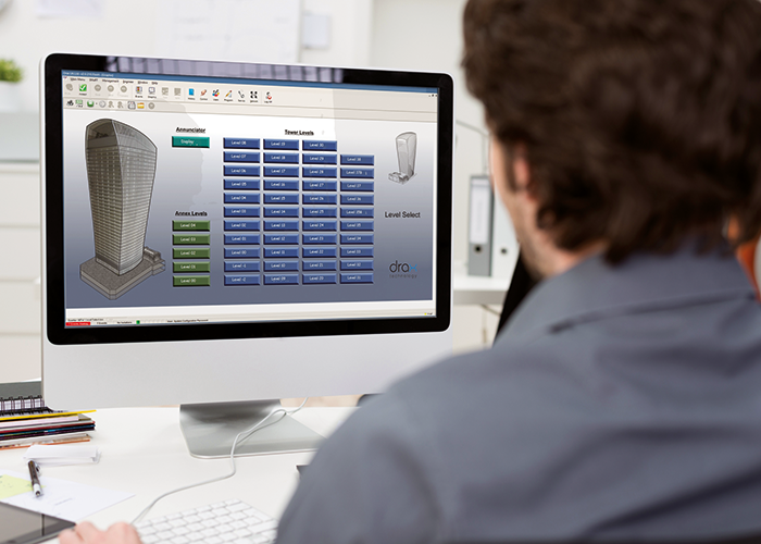 Efficiently monitor every event, activation and operator act remotely.