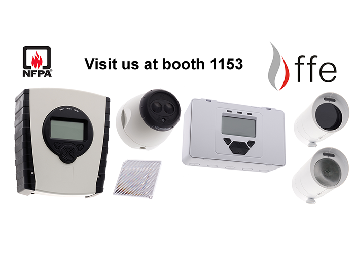 FFE Bringing the Latest in Smoke and Flame Detection to NFPA