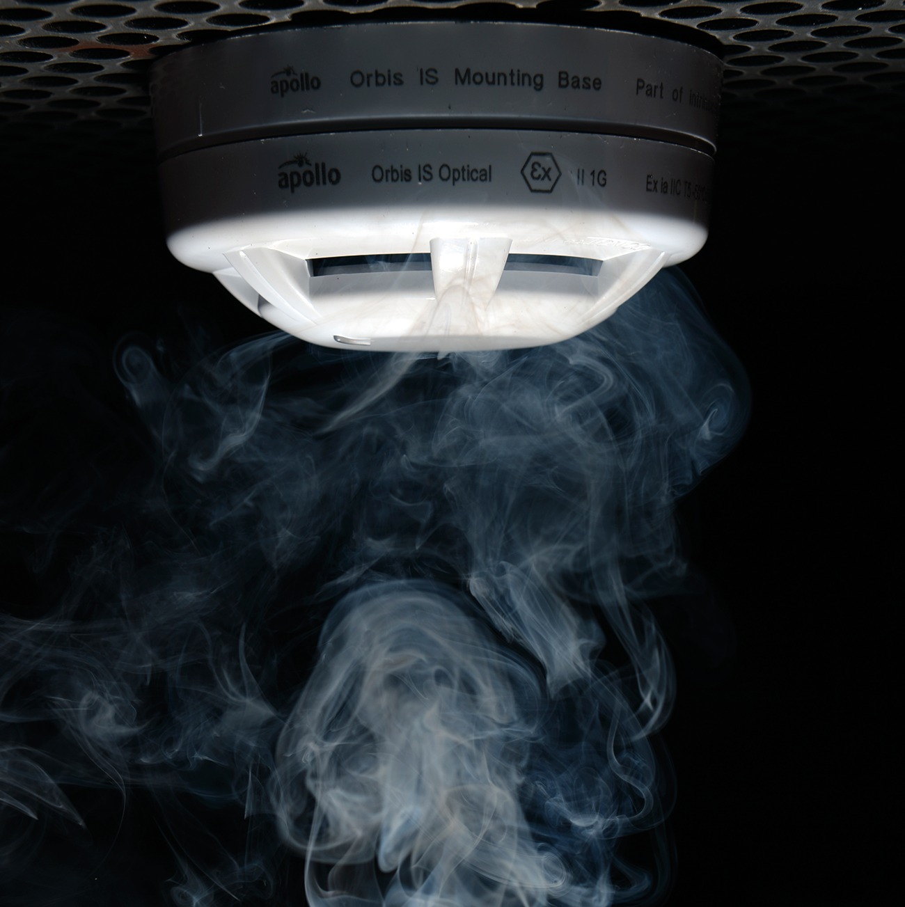 Passing the smoke test – Apollo's Orbis IS optical detector.