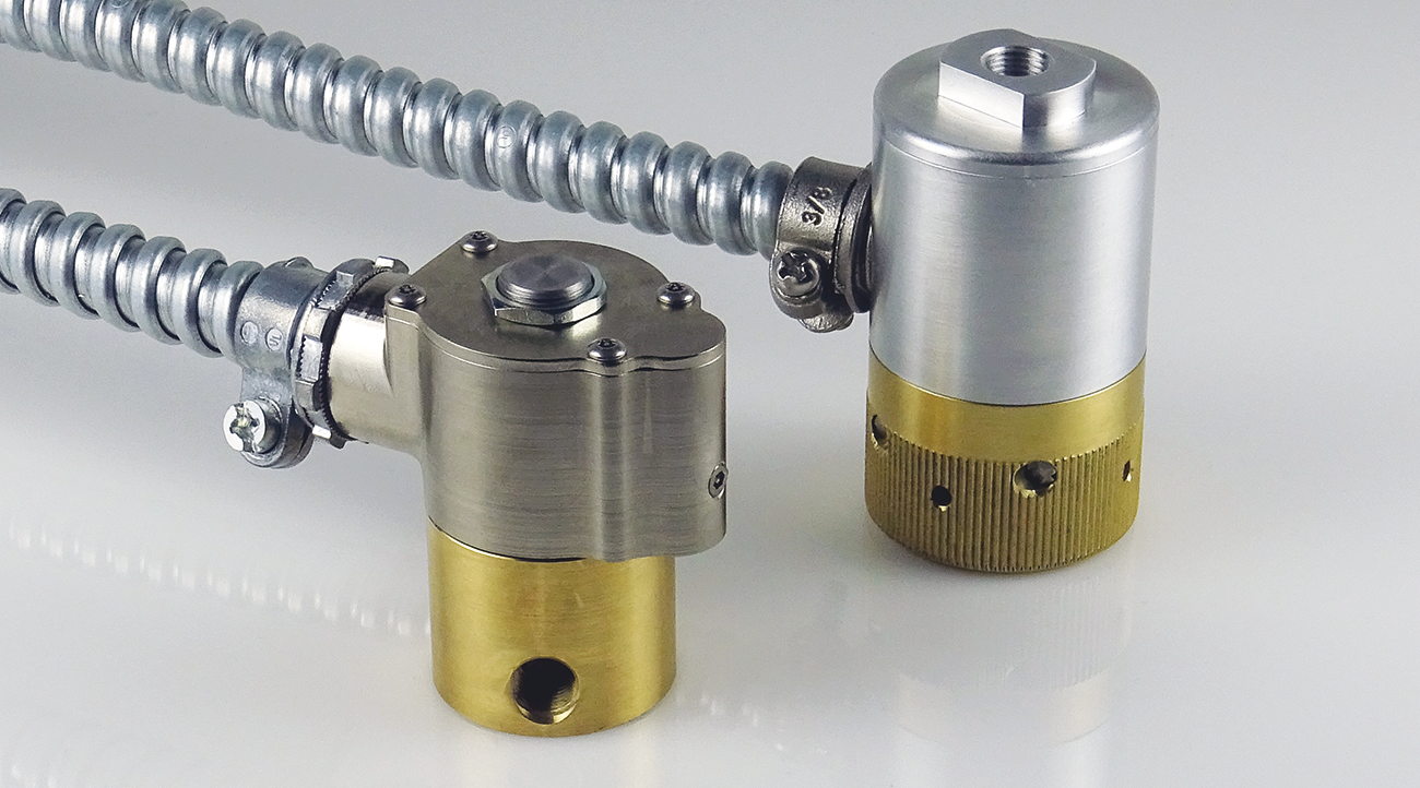 TLX Technologies Newly developed actuators provide additional system intelligence