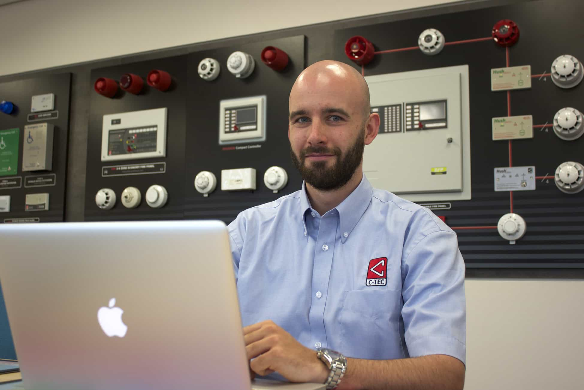C-TEC has appointed Adam Mason as its new Distribution Account Manager