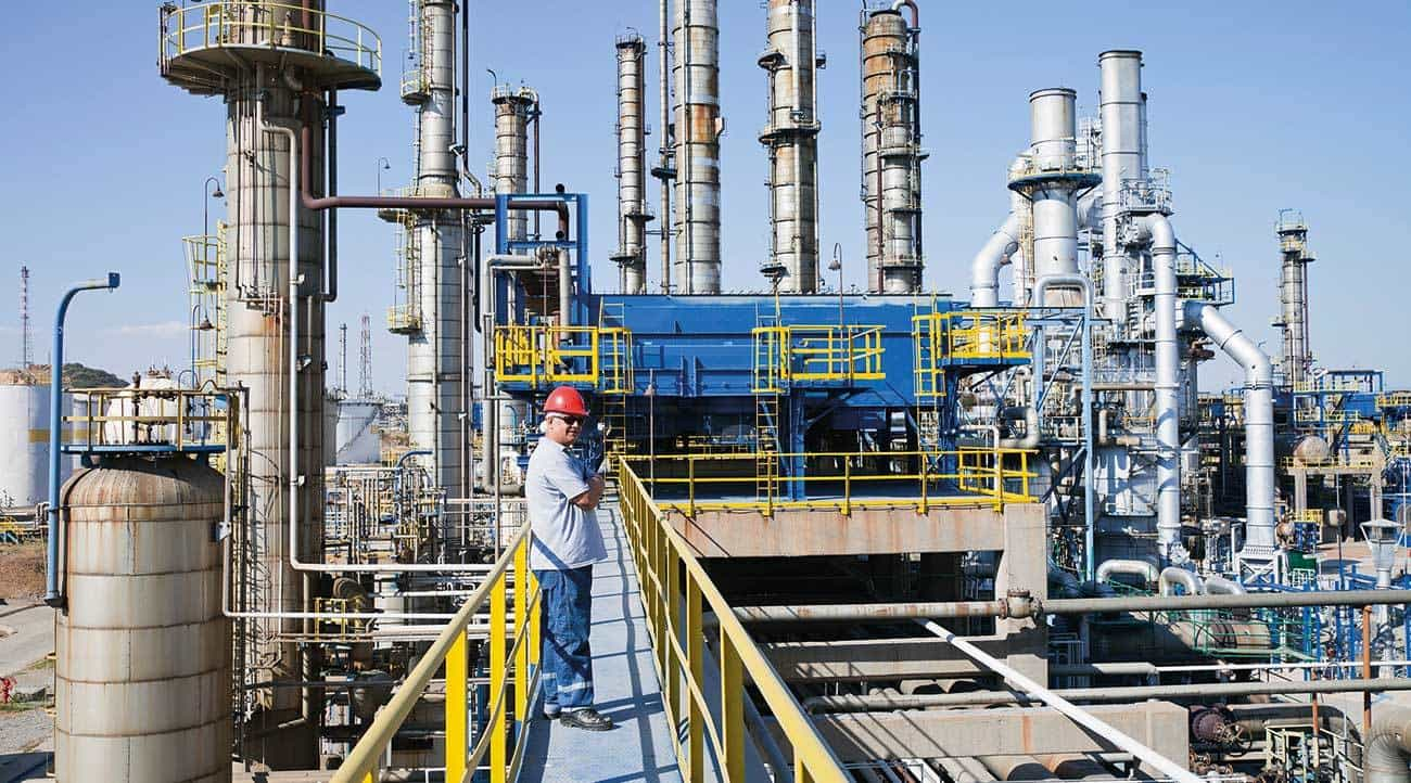 Fire and gas safety systems for oil and gas applications – International  Fire Protection