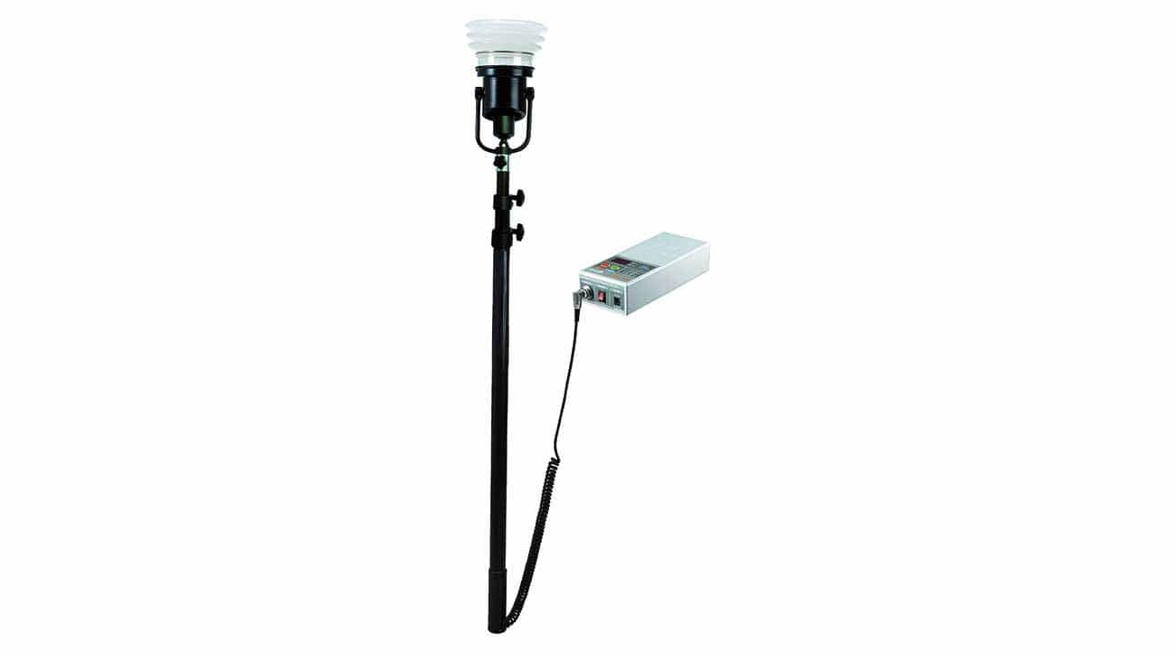 FIREVIEW (Standard Inspection Pole with Controller).