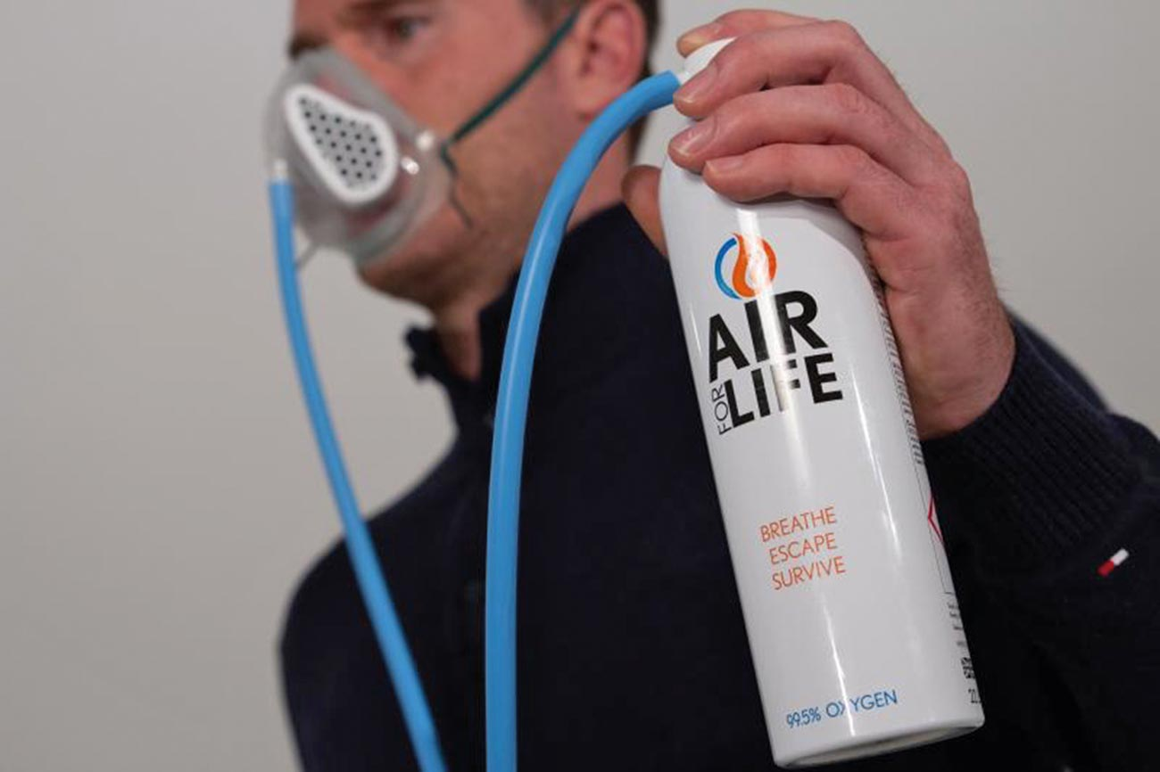 How to use AirForLife.