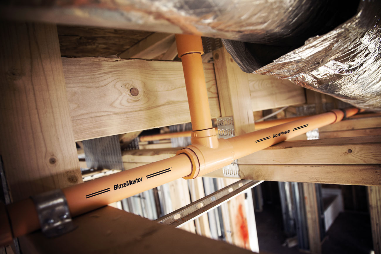 Choice of piping is a key factor in managing costs and CPVC offers advantages in expenses for materials and labor.