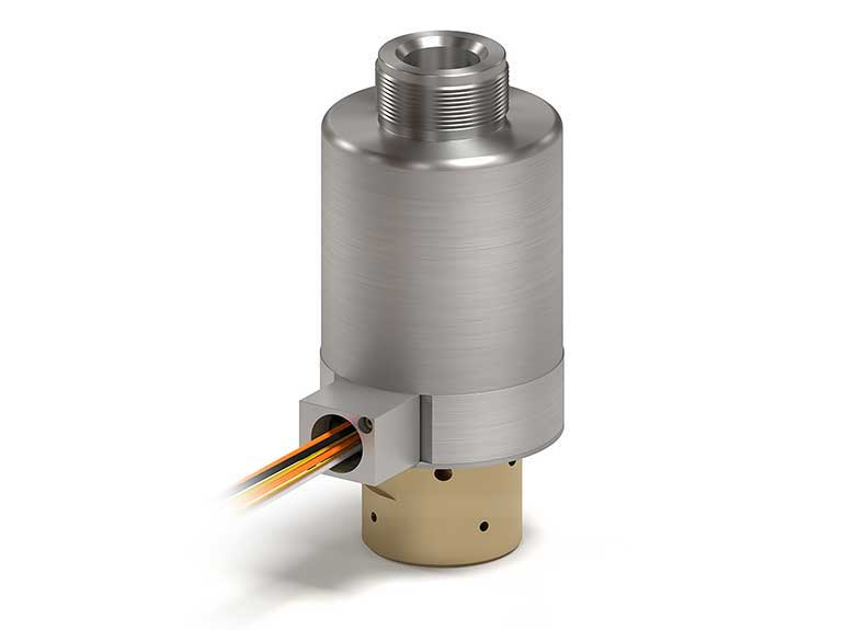 High-pressure supervised latching actuator - TLX Technologies