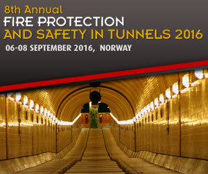 Fire Protection and Safety in Tunnels 2016