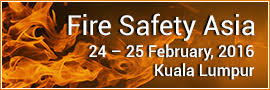 Fire Safety Asia 2016 Banner